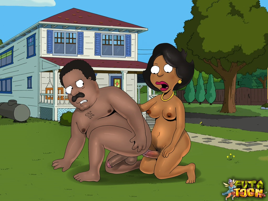 show the bear cleveland tim the The cleveland show roberta naked