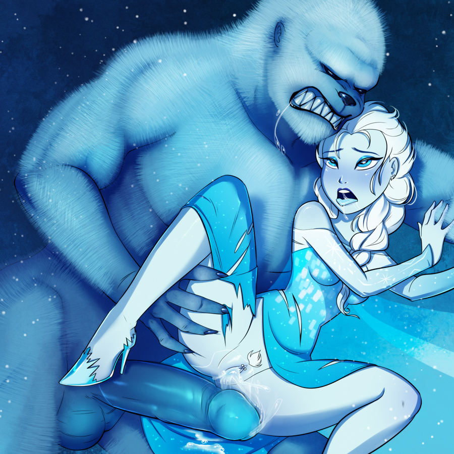 imagine in frozen forest a yourself Five nights at freddy's animes
