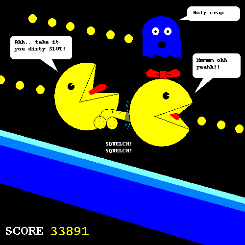 pac-man minus8 by animation ghosts Im making a callout post on my twitter.com