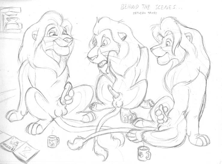 kopa is from who king lion the Under(her)tale