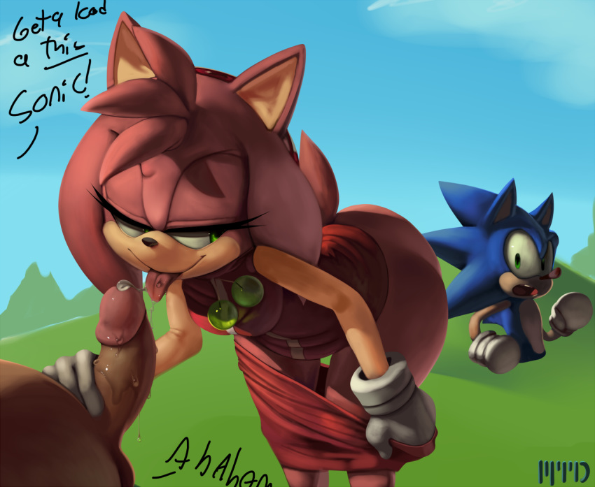 from amy is sonic how old Okusama ga seito kaichou!