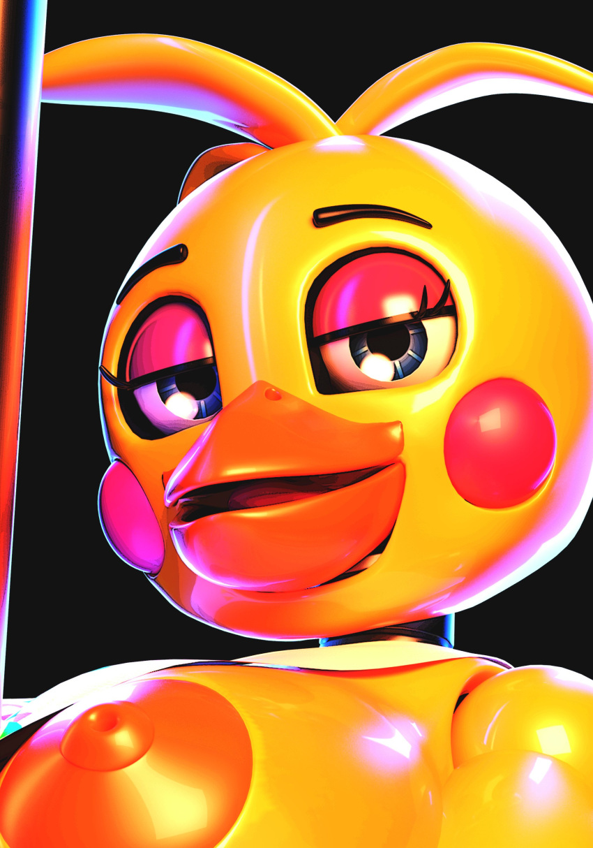 picture of toy chica a Morgaine le fey justice league