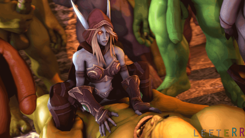 heroes draenei storm the of Left 4 dead 2 nude mods