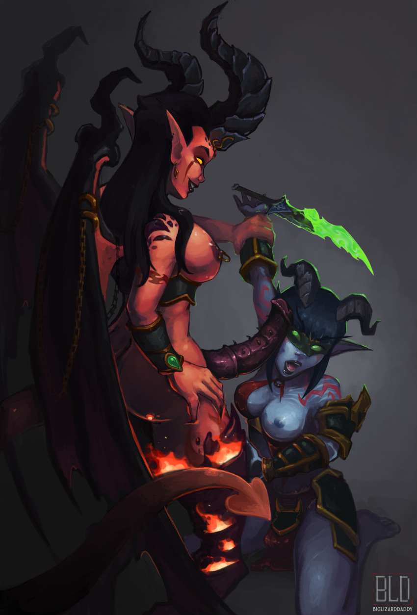 hunter demon female blood elf Phineas and ferb candace nude