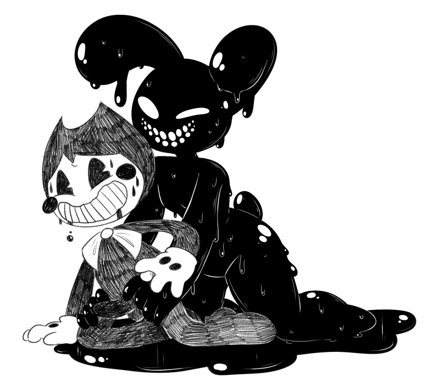 machine ink bendy female and the Diane and king seven deadly sins
